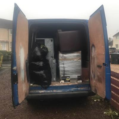 Scrap metal clearance East Lothian